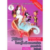 Piticot invata sa comunice - Grupa Mijlocie 4-5 ani - Adina Grigore, Cristina Ipate-Toma, editura Ars Libri