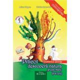 Piticot descopera natura - Grupa Mare 5-6 ani - Adina Grigore, Cristina Ipate-Toma, editura Ars Libri