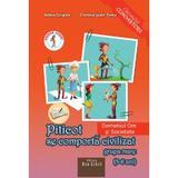 Piticot se comporta civilizat - Grupa Mare -  Adina Grigore, Cristina Ipate-Toma, editura Ars Libri