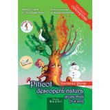Piticot Descopera natura Grupa mica 3-4 ani - Adina Grigore, editura Ars Libri