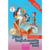 Piticot invata sa comunice Grupa mica 3-4 ani - Adina Grigore, editura Ars Libri