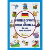 Primele cuvinte in limba germana - Die erste worte in Deutsch, editura Eduard