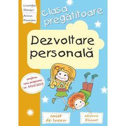 Imagine indisponibila pentru Dezvoltare personala clasa pregatitoare caiet - Lucretia Neacsu, editura Elicart