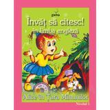 Invat sa citesc! in limba engleza - Alice in Tara Minunilor - Nivelul 1, editura Gama