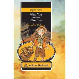 Oliver Twist. Oliver Twist - Charles Dickens, editura National