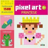 Pixel art - Printese, editura Prut