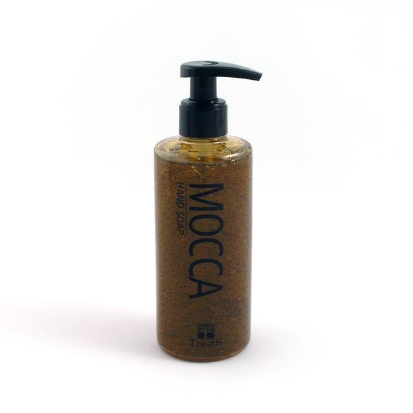 Sapun lichid cu dispenser, mocca, Treets, 250 ml imagine produs