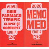 MemoMed 2020 - Dumitru Dobrescu, Simona Negres, editura Universitara