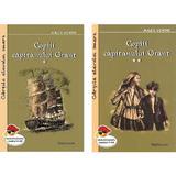 Copiii capitanului Grant I+II - Jules Verne, editura Cartex
