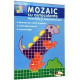 Mozaic cu autocolante - Dezvolta-ti indemanarea!, editura Aramis
