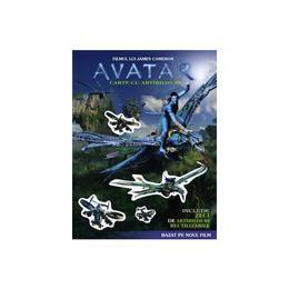 Avatar - Carte cu abtibilduri reutilizabile, editura Gama