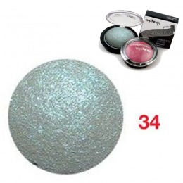 Fard de Pleoape Copt Efect de Diamant - Cinecitta PhitoMake-up Professional Ombretto Cotto Effetto Diamante nr 34