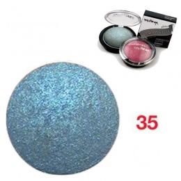 Fard de Pleoape Copt Efect de Diamant - Cinecitta PhitoMake-up Professional Ombretto Cotto Effetto Diamante nr 35