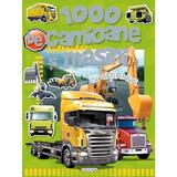 1000 de camioane si masini cu abtibilduri, editura Girasol