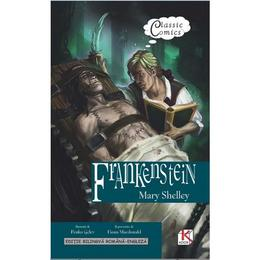 Frankenstein (Ro + Eng) - Mary Shelley, editura Koob