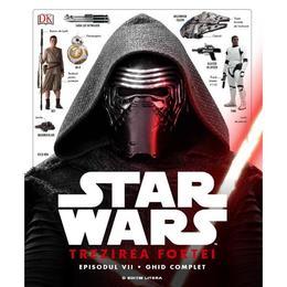 Star Wars. Trezirea fortei, editura Litera