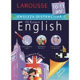Engleza distractiva Larousse 10-11 ani, editura Meteor Press
