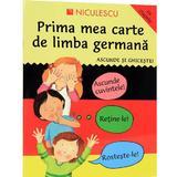 Prima mea carte de limba engleza. Ascunde si ghiceste!, editura Niculescu