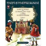 Basme romanesti vol.1. Romanian fairy tales. Contes de fees roumains, editura Paralela 45