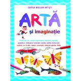 Arta si imaginatie, editura Rao