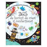 365 de lucruri de creat si confectionat, editura Rao