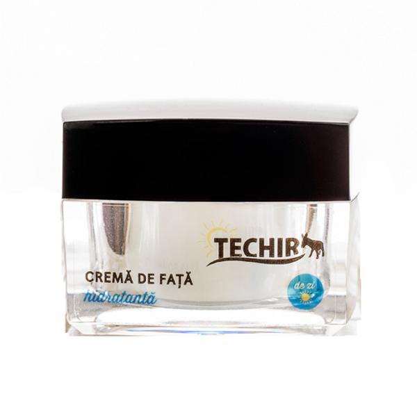 Crema Hidratanta de Fata pentru Zi Techir, 50 g poza