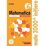 Matematica - Clasa 6. Partea 2 - Caiet. Initiere - Ion Tudor, editura Paralela 45