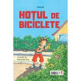 Hotul de biciclete. Trei prieteni curiosi - Thilo, Julia Boehme, editura Booklet