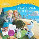 Aventurile lui Olaf - Regatul de gheata - Citesc si ma joc!, editura Litera