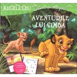 Aventurile lui Simba - Citesc si ma joc!, editura Litera