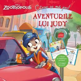 Disney Zootropolis - Aventurile lui Judy - Citesc si ma joc!, editura Litera