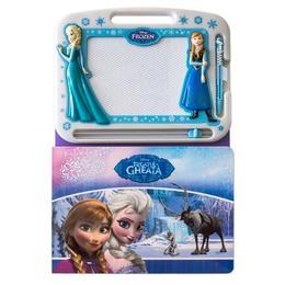 Disney Regatul de gheata - Contine tablita magnetica, editura Litera