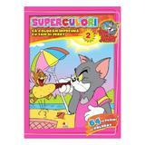 Tom si Jerry. Superculori 2 - Sa coloram impreuna cu Tom si Jerry, editura Litera