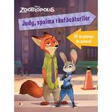 Diney Zootropolis - Judy, spaima raufacatorilor, editura Litera