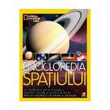 Enciclopedia spatiului - National Geographic Kids, editura Litera