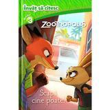 Disney. Invat sa citesc. Nivelul 3 - Zootropolis: Scapa cine poate!, editura Litera