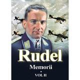 Memorii Vol.2 - Hans-Ulrich Rudel, editura Miidecarti