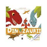 Larousse. Enciclopedia celor mici - Dinozaurii, editura Rao