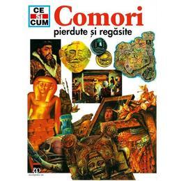 Comori pierdute si regasite (Ce si cum), editura Rao