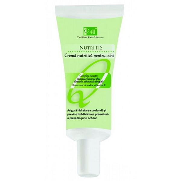 Crema Contur pentru Ochi NutriTis Tis Farmaceutic, 20 ml imagine produs