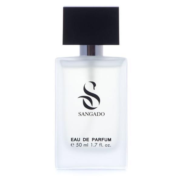Apa de parfum pentru barbati Domnul in negru Sangado 50ml poza