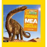 Prima mea carte despre dinozauri - National Geographic little kids, editura Litera