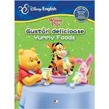 Disney english - Gustari delicioase - Winnie de Plus, editura Litera