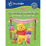 Disney english - Aniversare cu surprize - Winnie de Plus, editura Litera
