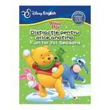 Disney English - Distractie pentru orice anotimp - Winnie de Plus, editura Litera