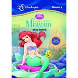 Mica Sirena. The Little Mermaid - Disney English Nivelul 2, editura Litera
