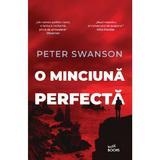 O minciuna perfecta - Peter Swanson, editura Litera