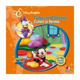 Disney English - Culori si forme - Colors and Shapes, editura Litera