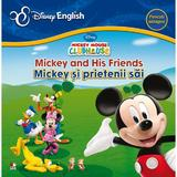 Mickey si prietenii sai. Mickey and his friends, editura Litera