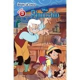 Pinocchio - Invat sa citesc nivelul 3, editura Litera